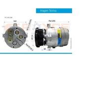 Compressor Omega 3.0 R12 + Filtro Acumulador