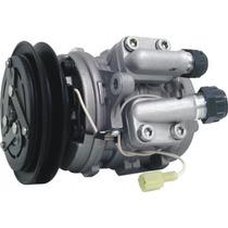 Compressor Denso 10p08 3 Orelhas - 12v Polia Canal A