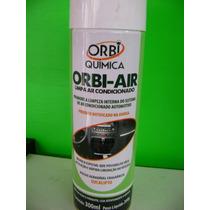 Limpa Ar Condicionado Automotivo Orbi 300ml Eucalipto