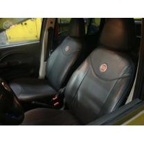 Capas Automotivas Couro Courvin Para O Novo Uno Fiat Way