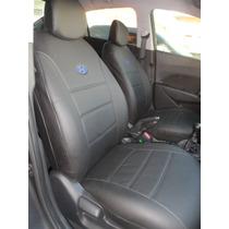 Capas Automotivas De Couro (courvin) Para Novo Hb20 Sedan1.6