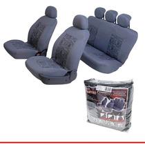 Capa Banco Carro Automotivos Universal Tecido Semi Original