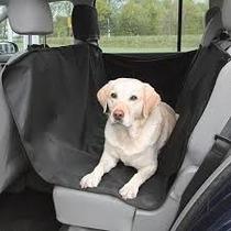 Capa Protetora Impermeável Banco Carro - Capa 4 Em 1 - Cães
