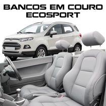 Capa Banco De Couro Ecosport Acessórios Ecosport Couro