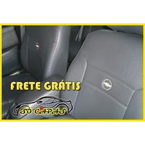 Capas Couro Ecológico Courvin P/ Corsa Hatch - Frete Grátis
