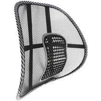 Suporte E Apoio Lombar Encosto Postura Ergônomico P/ Cadeira