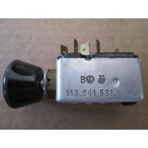 Interruptor Original Farol Fusca Brasilia Tl Variant Tc Sp2