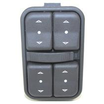 Botão Interruptor Vidro Elétrico Gm Quád Celta Corsa - Ambar