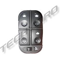 Botão - Interruptor Do Vidro Elétrico Escort Zetec Quádruplo