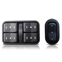 Kit 2 Botão Interruptor Vidro Eletrico Astra Meriva Zafira