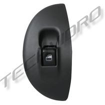 Botão - Interruptor Do Vidro Elétrico Palio Fire Simp Ambar