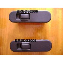 L200 Tr4 Pajero Hilux Sw4 Srv Botão Vidros Eletricos
