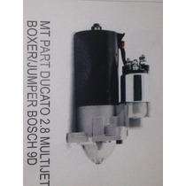 Motor De Partida P/ducato 2.8 Multijet Boxer/jumper
