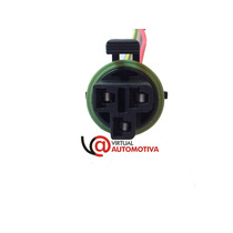 Soquete Plug Conector Cebolão Radiador: Tempra, Tipo