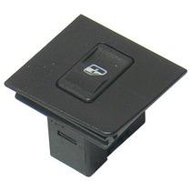 Interruptor Botão De Vidro Eletrico Elba Fiorino Uno Simples