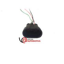 Chicote Plug Conector Sensor Posição Palio/uno/tempra 3 Vias