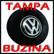 Tampa Acionadora Botão Da Buzina Volks Gol G2 G4 Padrão Ori®