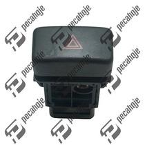 Botão Do Pisca Alerta Caminhão Effa Jmc N601 - Super Oferta