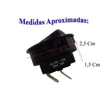 Interruptor Botão Farol Auxiliar Opala Corsa Celta Spin Onix