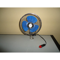 Ventilador Automotivo De Cabine 6 Polegadas 12v
