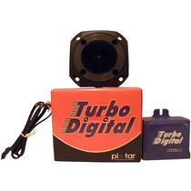 Turbo Digital - Turbo Virtual - Simulador De Carro Turbo