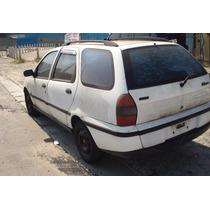 Caixa De Cambio Manual Fiat Palio Wekeend 1.5 8v 97 98 99 00
