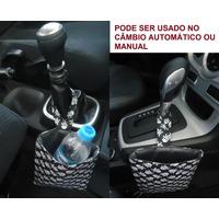 Porta Lixo Lixeira Lixeirinha Carro Cambio Manual Automatico