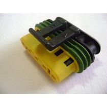 Conector 5 Vias Injeção Eletrônica/ Vão Motor