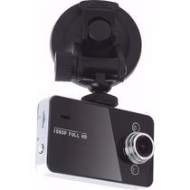 Camera Filmadora Veicular Lcd Full Hd 1080p Visão Noturna