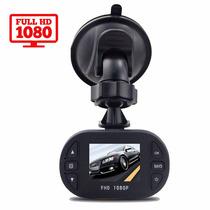 Câmera Filmadora Automotiva Dvr Full Hd 1080p Visão Noturna