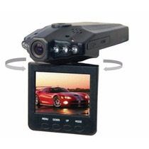 Câmera Filmadora Veicular Visão Noturna E Visor Lcd Full Hd