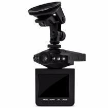 Câmera Filmadora Automotiva Hd C/ Visão Noturna Dvr Portátil