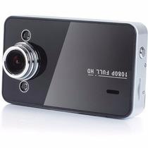 Câmera Filmadora Veicular Full Hd Visão Noturna E Visor Lcd