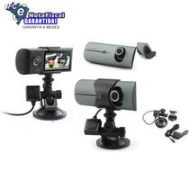 Camera Filmadora Digital Veicular Dual Dv2000 Tacografo Gps