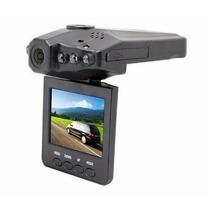 Câmera Filmadora Automotiva Dvr Tela Lcd Hd C Visão Noturna.
