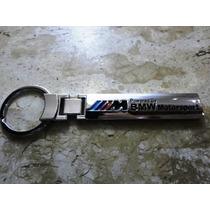 Chaveiro Bmw Motorsport Aço Automotivo 11,5cm Por 1,7cm***