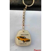 Chaveiro Antigo Concessionária Chevrolet Suvesa Opala Coupé