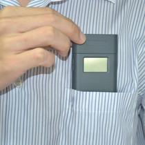 Bafômetro Digital Display Lcd, Etilometro