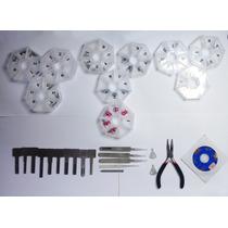 Unidade - Gabarito - Chaves Chave - Pantográfica -10 Modelos