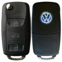 Chave Canivete Original Vw Positron Ate 293 G3 G4 G5