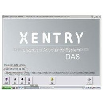 Kit Ativador Xenty / Das Mercedes Benz Star Diagnose