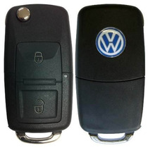 Chave Canivete Vw 2 Botões Spacefox Spacecross New Beetle