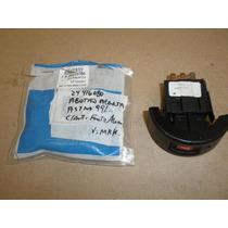 Botao Alerta Painel Astra 99a2011 Com Alarme Gm 24416080