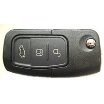 Chave Canivete Com Telecomando Focus E Mondeo Freq 433mhz