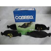 Jogo De Pastilhas De Freio Cobreq Corsa 94/2001 N324
