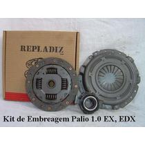 Kit De Embreagem Palio 1.0 Ex E Edx