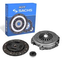 Kit Embreagem C3 / 206 / 207 / Hoggar - Sachs 6081