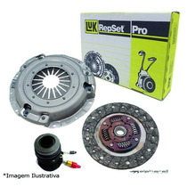 Kit Embreagem Ranger 2.5 Turbo Diesel 1997/2002 C/ Atuad Luk