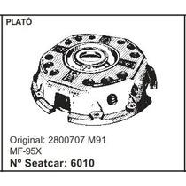 Plato De Embreagem Trator Massey Ferguson Mf-95x