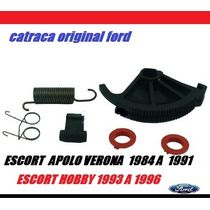 Kit Catraca Pedal Embreagem Escort Hobby / Apolo Original